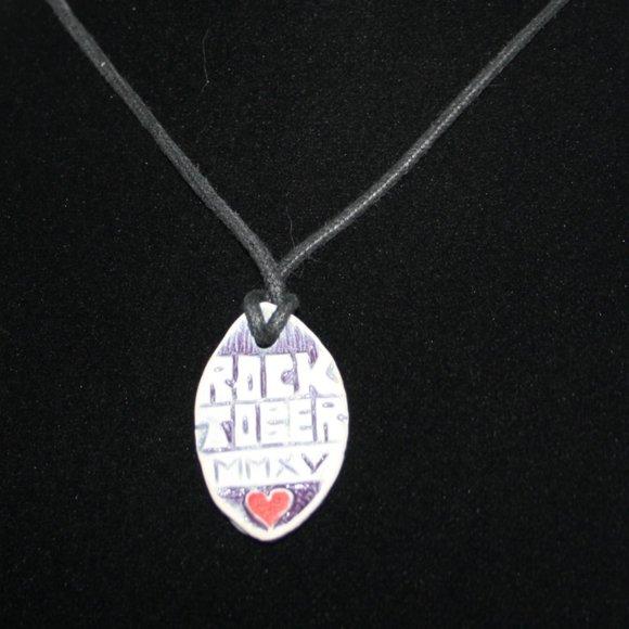 Rocktober MMXV necklace